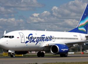 Из-за поломки самолета авиарейс Краснодар-Новосибирск задержали на сутки