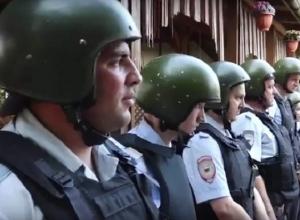 В Сети появилось видео задержания кубанских фермеров под Ростовом