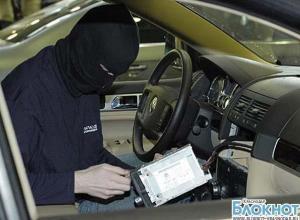 В Ейске полгода четверо мужчин грабили автомобили