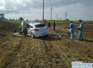 В ДТП в Отрадненском районе погиб мужчина