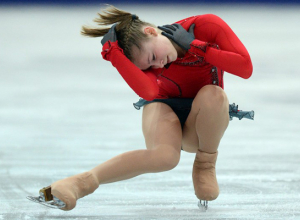 В Сочи стартовал чемпионат России по фигурному катанию
