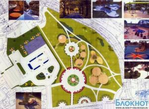 Краснодарские архитекторы представили план реконструкции Вишняковского сквера
