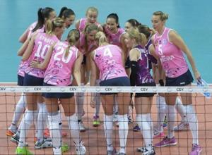 Волейболисткам краснодарского «Динамо» не выдали 25 млн рублей зарплаты