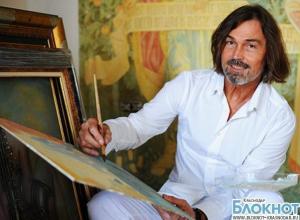 Никас Сафронов пообещал открыть в Армавире персональную выставку