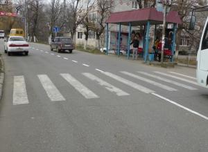На Кубани водитель сбил двух школьников на пешеходном переходе