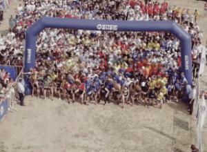 Корреспондент «Блокнота Краснодара» добежал до финиша в массовом забеге «Стальной характер»