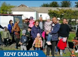 «Детский сад не ремонтировали уже 50 лет», - жители просят помощи у губернатора Кубани