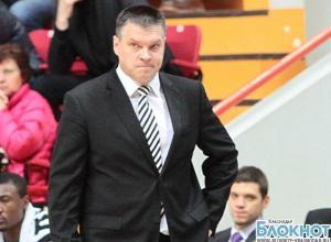 Тренер БК «Локомотив-Кубань» Евгений Пашутин стал наставником сборной