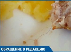 Суп с тараканами и котлеты с волосами: Как кормят в новороссийской «инфекционке»