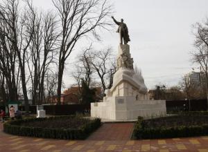 «Отполированный» Вишняковский сквер открыли для краснодарцев