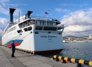 Август спасен: лайнер «Князь Владимир» все-таки поплывет до конца лета