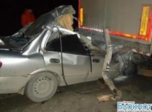 В Кущевском районе в аварии пострадали три человека