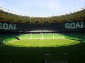 На стадионе «Краснодар» установят систему видеоповторов