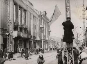 Улица Красная Краснодара носила имя Адольфа Гитлера