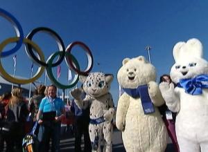 Олимпийских Мишку, Зайку и Леопарда увековечат в сочинском аэропорту