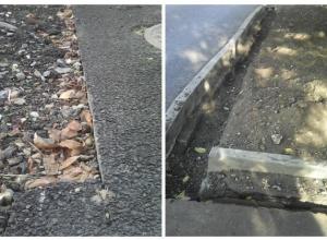«И так сойдет» - результат ремонта дорог, который не устроил краснодарцев