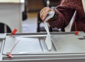 На выборы в Краснодарском крае пришли 35% кубанцев