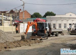 В Краснодаре Кооперативному рынку пытаются придать столичный облик