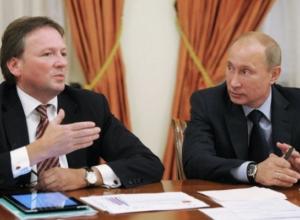 Лично поздравил Владимира Путина с победой Борис Титов, бизнесмен из Краснодарского края