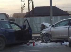 В Краснодаре в ДТП на «встречке» погиб мужчина