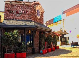 К «Битве Бургеров» подключился краснодарский Grey Bear pub