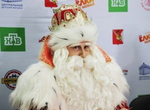 Дедушку Мороза в Краснодаре попросили заморозить ставки по кредитам и ипотеки