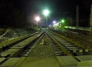 В Краснодаре мужчина погиб под колесами поезда