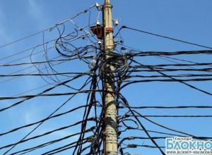 В Краснодаре произошла крупная авария на электросетях