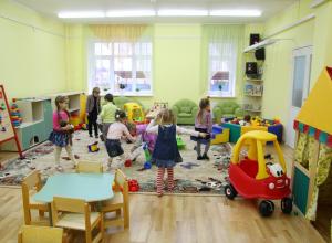 Почти 1,5 тысячи мест появится в детсадах Краснодара