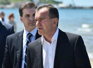 «Никакого комфорта для людей» - губернатор Кубани шокирован состоянием центрального пляжа Анапы