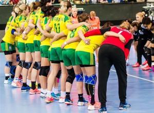 Гандболистки «Кубани» обыграли московский «Луч» в матче чемпионата России