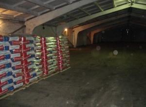 В Краснодарском крае 12 тонн заменителя цельного молока  отправили обратно в Нидерланды