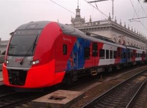 Кубань может попрощаться со скоростными поездами «Ласточка»