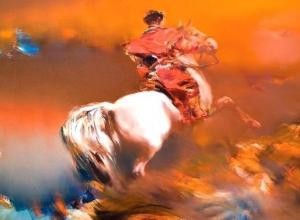 В Краснодаре открылась персональная выставка кубанского художника Валерия Блохина