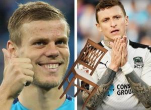 Хавбека «Краснодара» Мамаева и «зенитовца» Кокорина могут отстранить от футбола навсегда