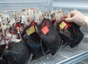 За неделю жители Краснодара сдали более тысячи литров крови