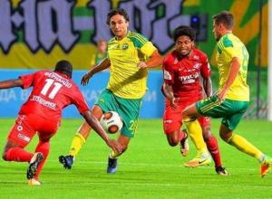 Роковая встреча со «Спартаком» лишила «Кубань» Кубка России по футболу