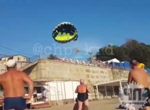 Туристы из Орла стали жертвами водного аттракциона на Черном море