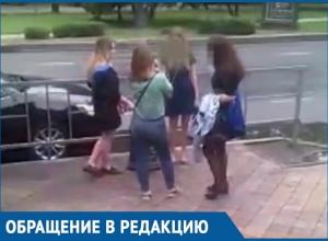 Теперь можно все: выпускницы Краснодара закурили