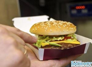 Макдоналдс восстановил работу своих ресторанов в Краснодарском крае
