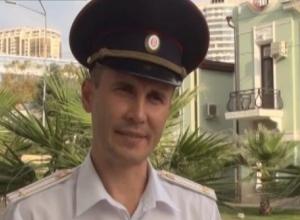 Экс-начальника сочинского отдела ГИБДД разыскивает полиция