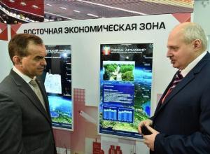 Губернатор Кубани высоко оценил промышленный потенциал Армавира