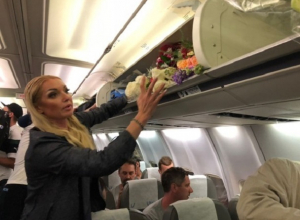 Скандалом закончилось возвращение Волочковой из Краснодара