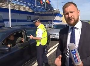 «Исторически так сложилось»: Путин рассказал о проблемах дорог России кубанскому водителю