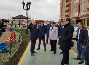В микрорайоне «Губернский» открылось новое отделение полиции