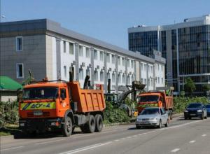 Главную транспортную развязку Краснодара расширят за счет «зеленых» зон
