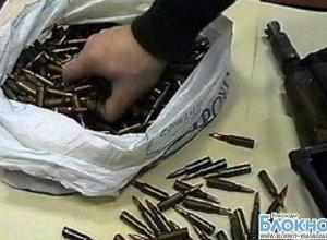 В Краснодарском крае поймали торговца оружием