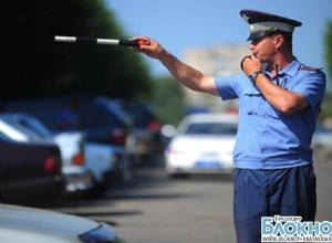 В Краснодарском крае сотрудник ДПС пытался обмануть водителя
