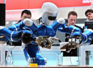 В Сочи покажут роботов со всего мира