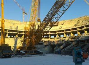 Стадион ФК «Краснодар» скоро накроется